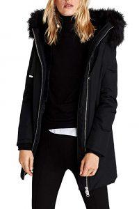 abrigo mujer a la moda