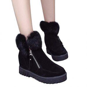 botas altas mujer