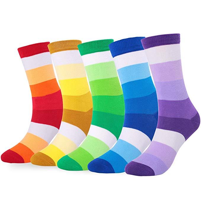 calcetines de colores originales