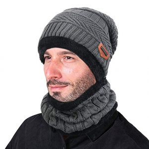 gorros hombre invierno