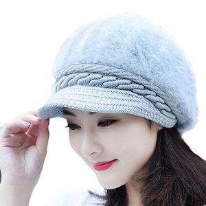 sombreros mujer invierno 2019