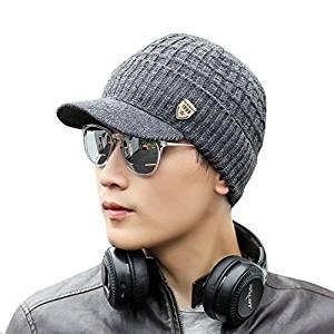 gorras hombre moda