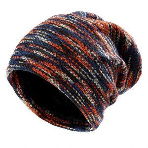 gorros de lana mujer