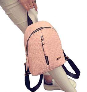 mochilas originales mujer