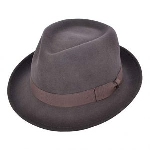 sombrero de ala corta