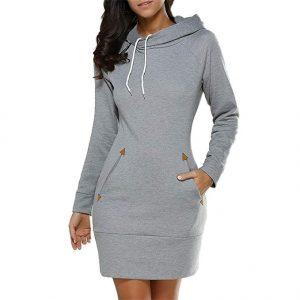 vestidos casual mujer invierno