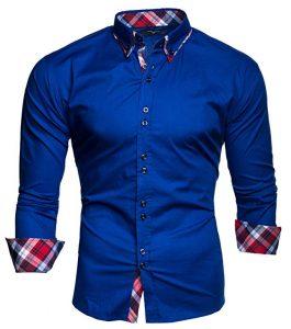 camisa casual hombre